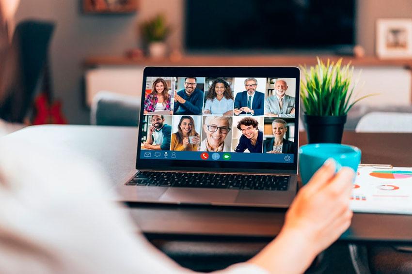 reuniones via zoom para comunidades